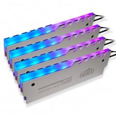 MEMORY HEAT RGB/메모리 방열판 실버(풀뱅)